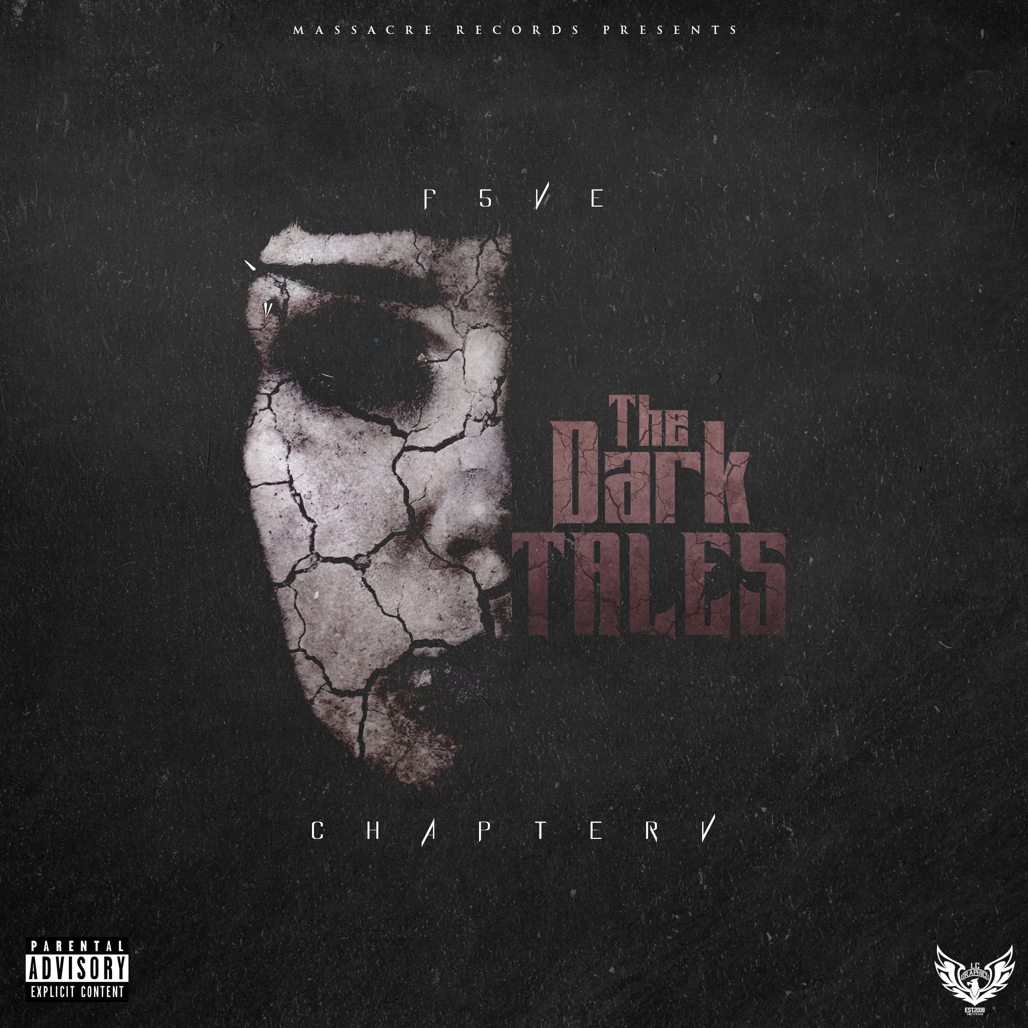 F5ve - The Dark Tales (Chapter V)  cover art (byLCGraphics)