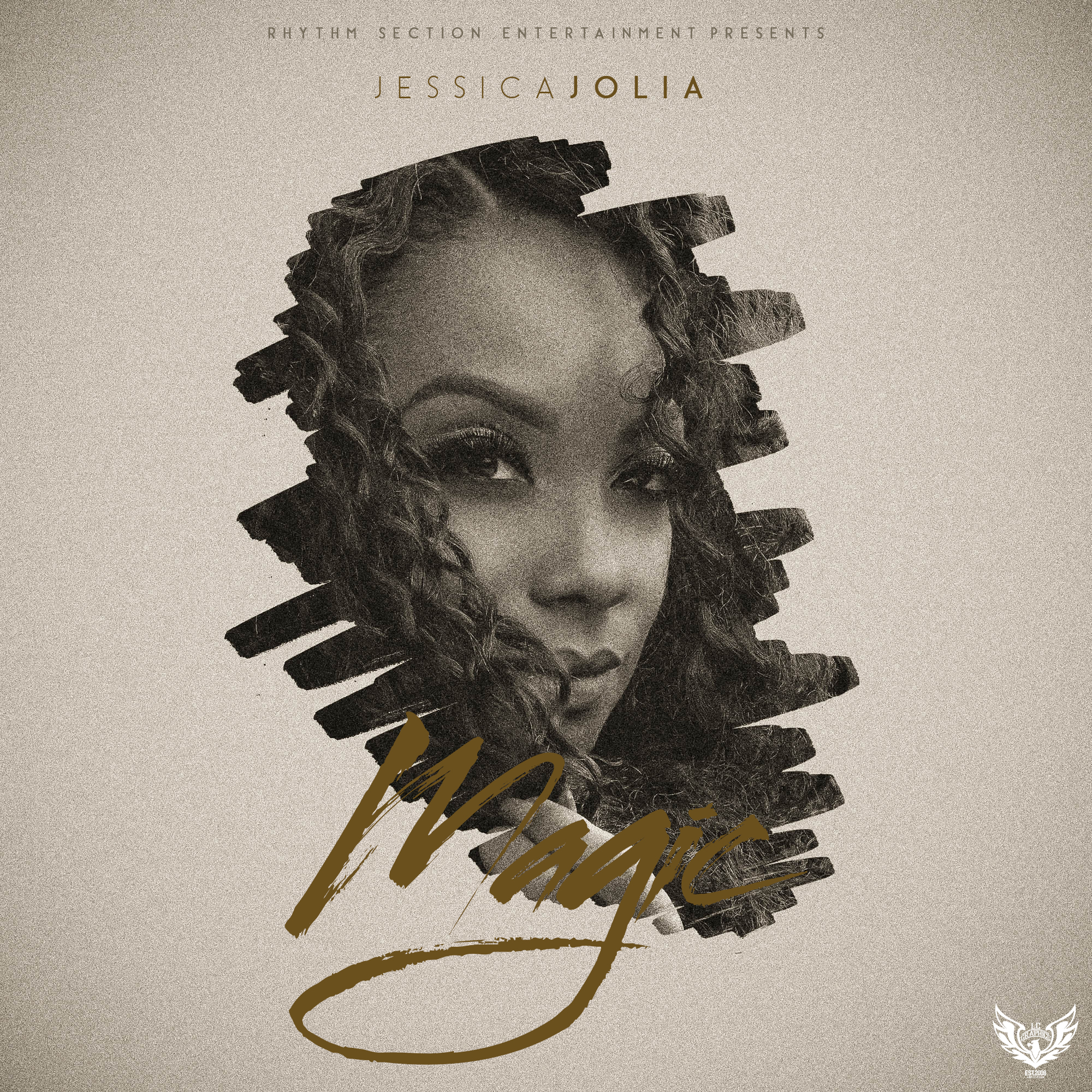 Jessica Jolia - Magic (Tweet cover) fan cover art (byLCGraphics)
