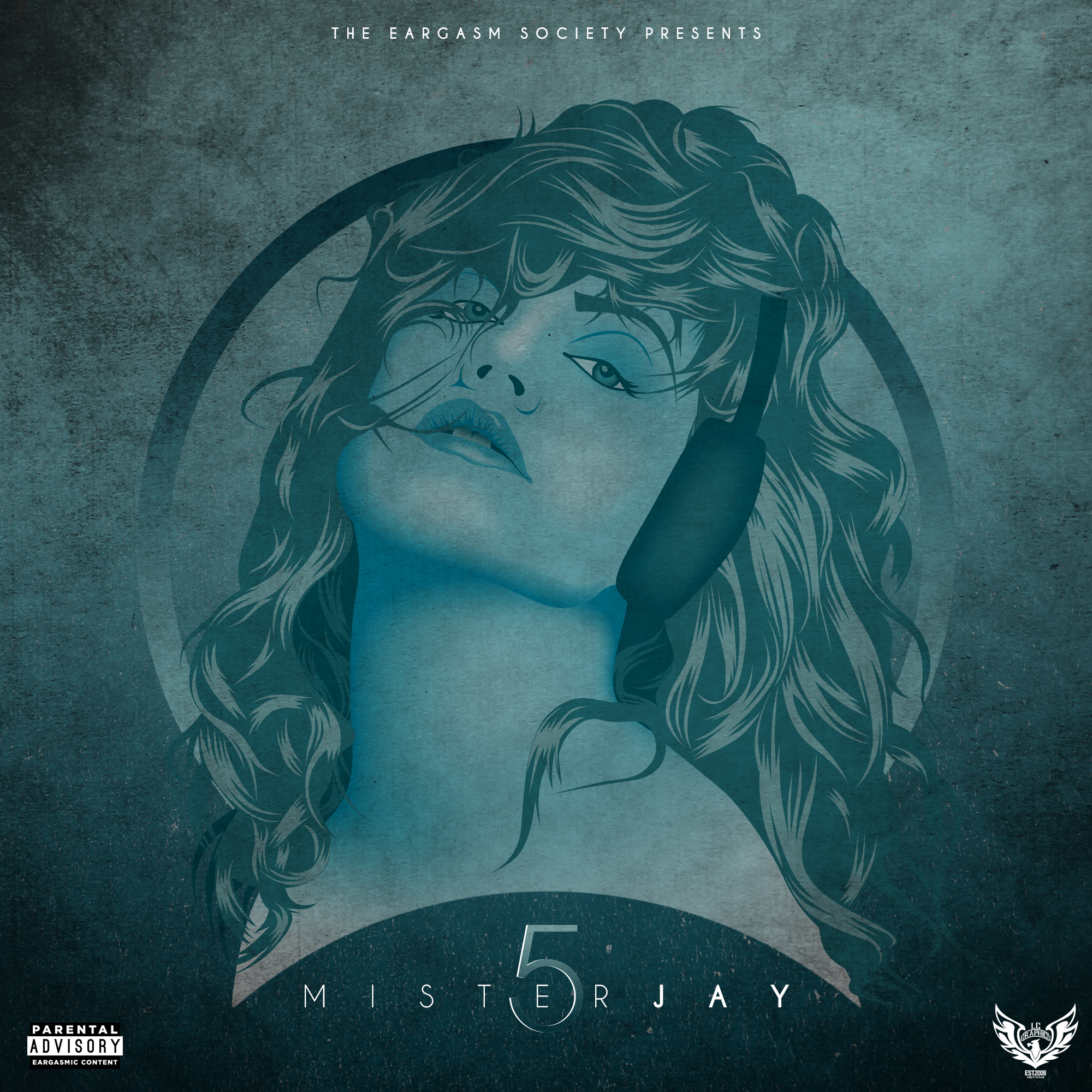 Mr. Jay - nmbr 5 cover art (byLCGraphics)